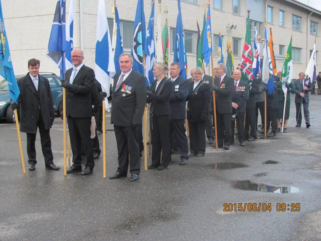 Puolustusvoimain paraati Oulu